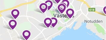 Sexkontakter i Västerås