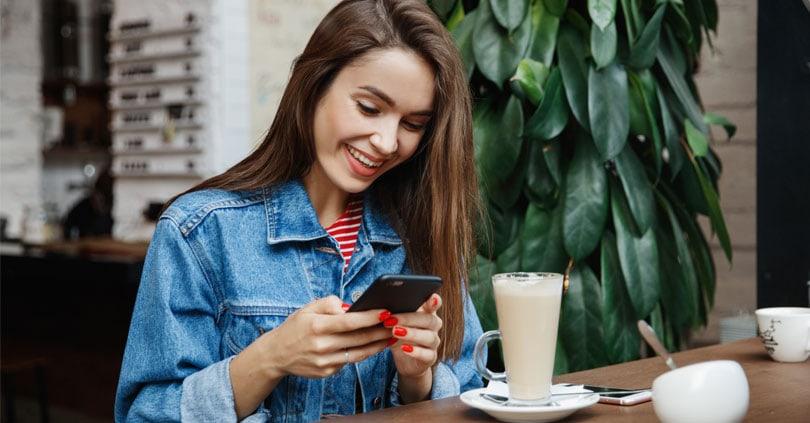 Vad INTE för att meddela en flicka online