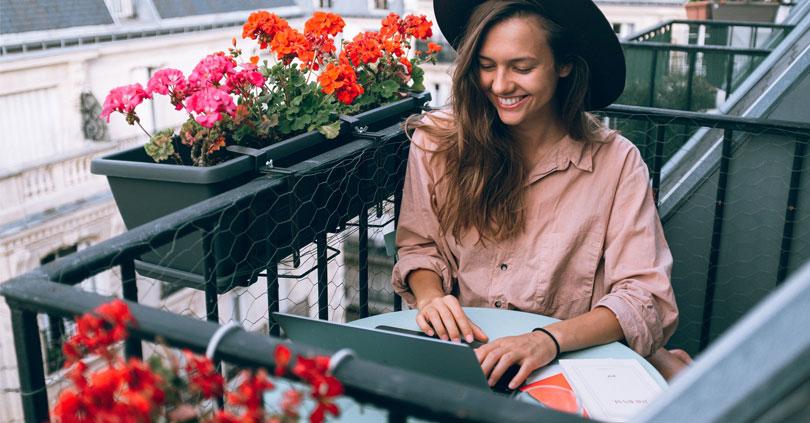 Online dating framgång - lever din komfortzon