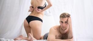 Hur kvinnor bedömer sexuell prestation